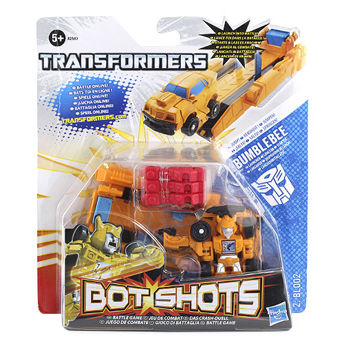 Transformers Hasbro Bumblebee