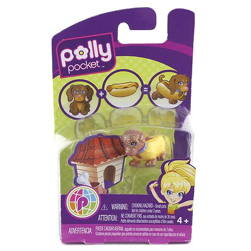Hasbro Zvířátko Polly Pocket Mattel pejsek