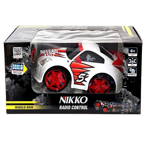 Automobil na dálkové ovládání Nikko Nissan 350Z