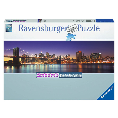 Ravensburger Puzzle panorama 2000 dílků New York