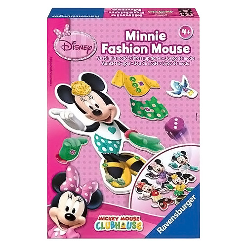 Minnie Mouse Ravensburger móda