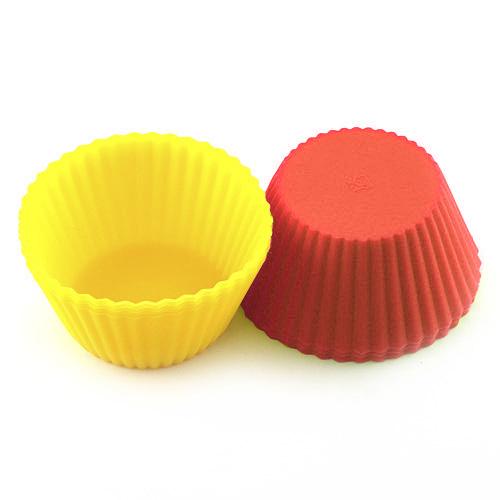 Pečící forma Smart Cook silikonový červená-žlutá