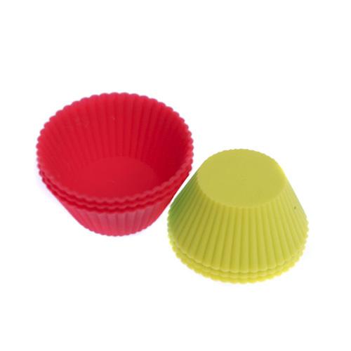 Pečící forma Smart Cook silikonový zelená-červená