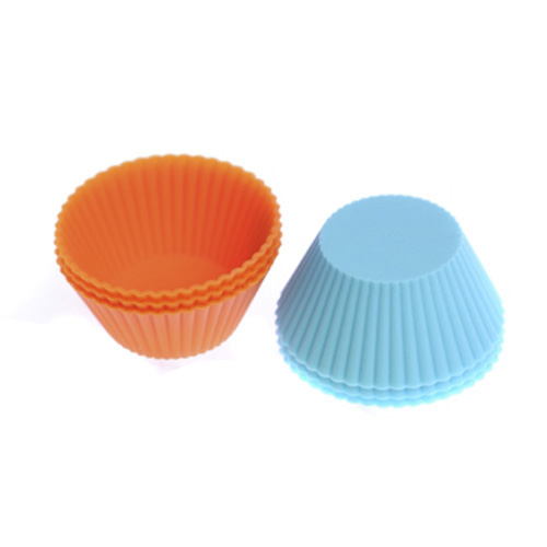 Pečící forma Smart Cook silikonový oranžová-modrá