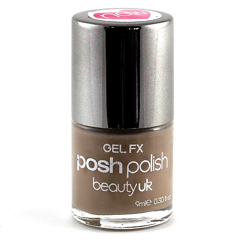 Beauty UK Lak na nehty Gel FX greige, 9ml