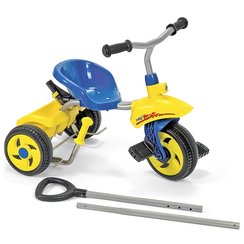Tříkolka Rolly toys modrá