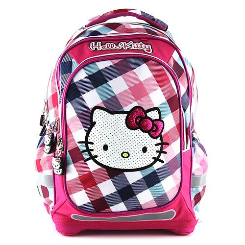 Školní batoh Hello Kitty Školní batoh BS Square