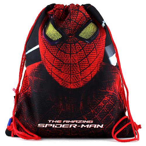 Sportovní vak Spiderman černý