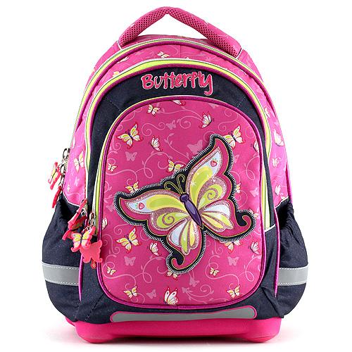 Target Školní batoh motýl