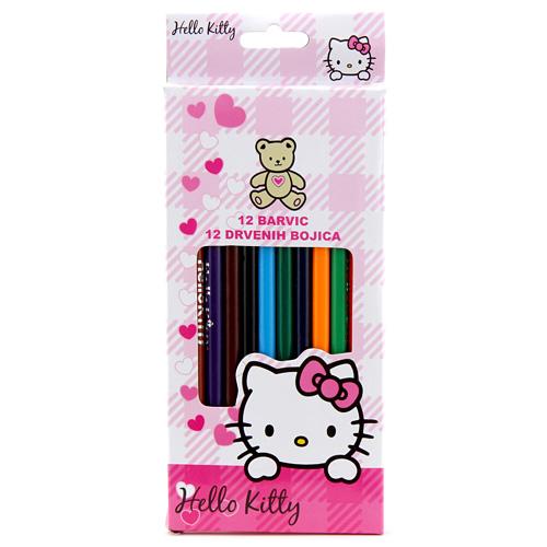 Pastelky Hello Kitty