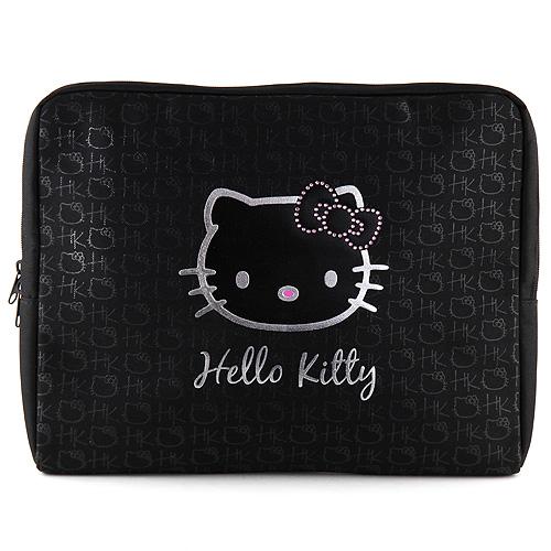 "Pouzdro na laptop 15,4"" Hello Kitty černé"