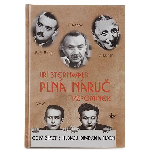 Stagg Plná náruč vzpomínek Jiří Sternwald