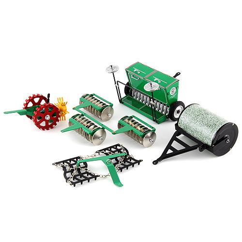 Kovap Agro set 1 válec, brány, čert, secí stroj, rotavátor