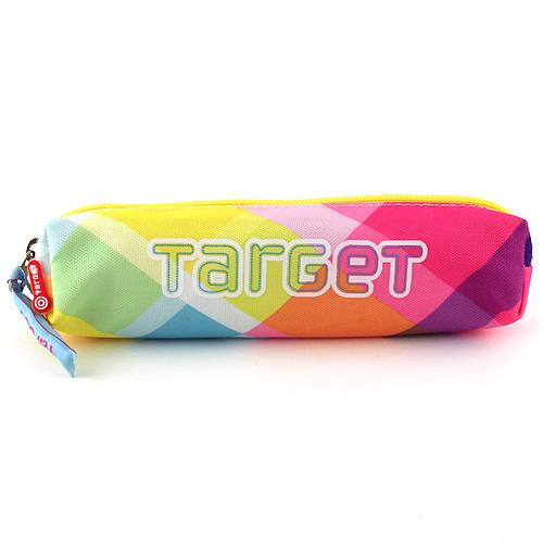 Školní penál mini Target barevné kostky