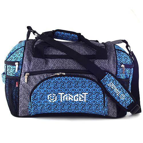 Cestovní taška Target modro-šedá