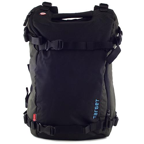 Sportovní batoh Target černo-zelený