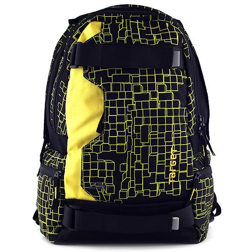 Sportovní batoh Target černo-žlutý 17654f5cac