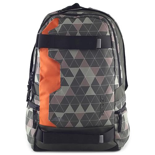 Sportovní batoh Target zeleno-oranžový