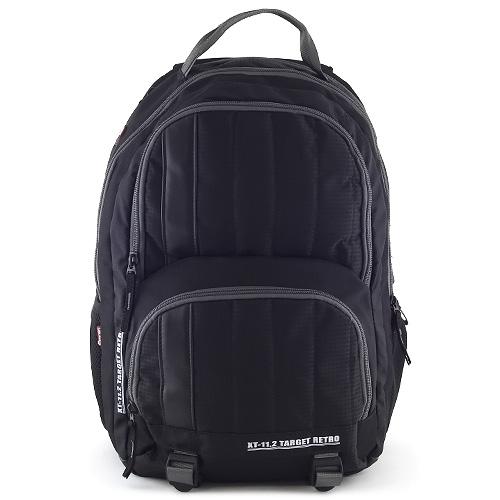 Target Sportovní batoh černo-šedý