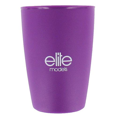 Kelímek do koupelny Elite Models plastový, fialový