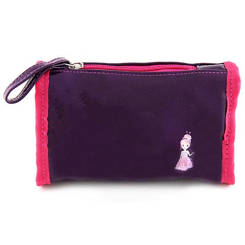Kosmetická taštička Princesse Lili fialová