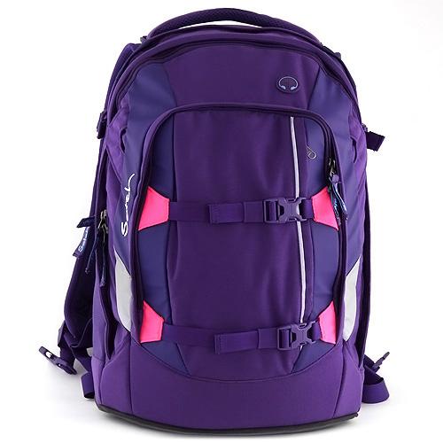 Školní batoh Satch fialový, 11-16 let