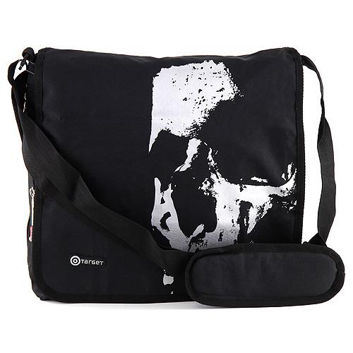 Taška přes rameno Target černá
