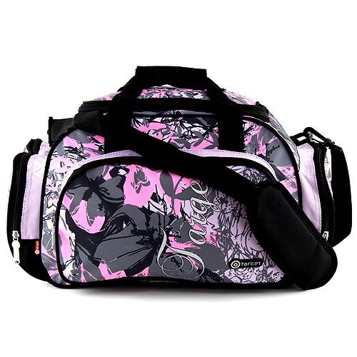 Cestovní taška Target motiv květin