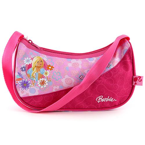 Kabelka Barbie růžová