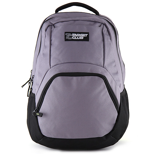 Studentský batoh Target šedý a2583d34ab