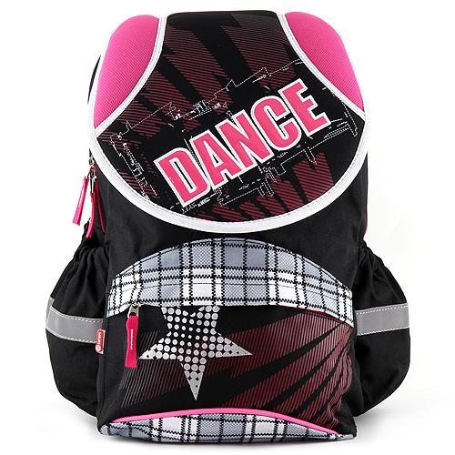 Školní batoh Target motiv Dance, anatomický