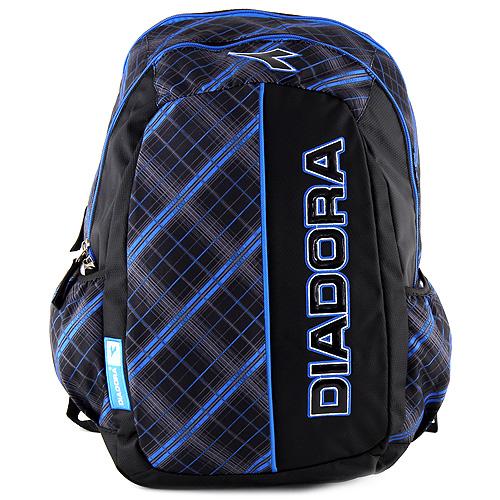 Studentský batoh Diadora černo-modrý 0f7b32c3d6