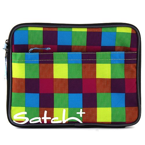 Pouzdro na tablet Satch 10- palcové, barevné kostky