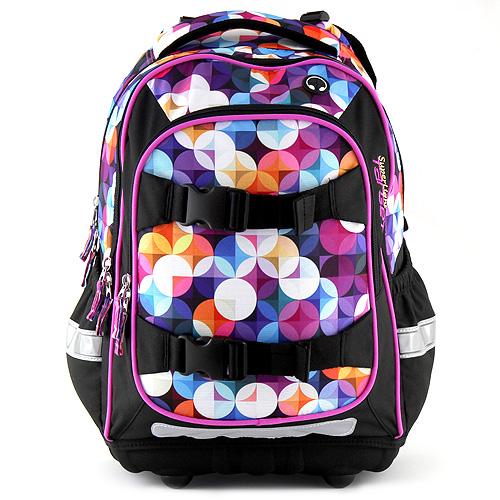Školní batoh Target barevný