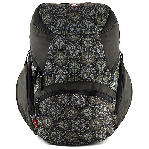 Sportovní batoh Target tmavě zelený