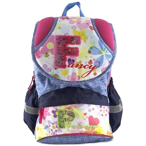 Školní batoh Target motiv jeans