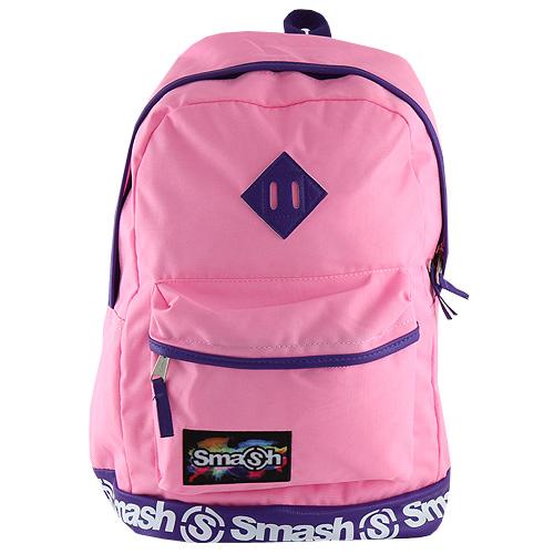 Studentský batoh Smash růžová