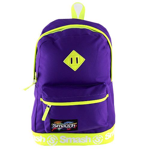 Studentský batoh Smash fialová
