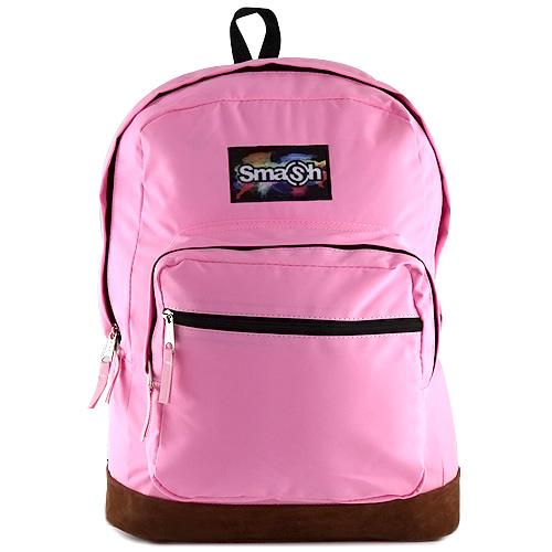 Studentský batoh Smash růžový