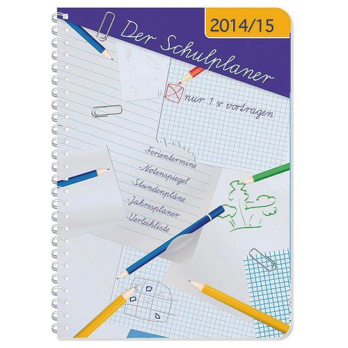 Trötsch Verlag Školní diář Idena pro rok 2014/2015