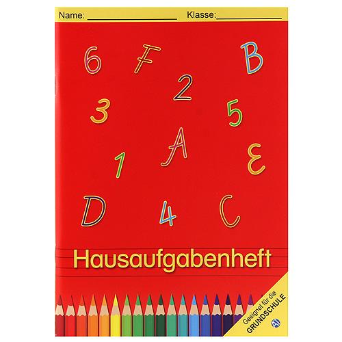 Trötsch Verlag Školní sešit Idena na domácí úkoly