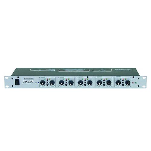 Zónový distributor Omnitronic Omnitronic ZD-250, zónový distributor