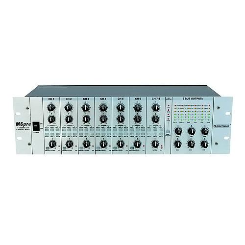 Mixážní pult Omnitronic Omnitronic MZD-860