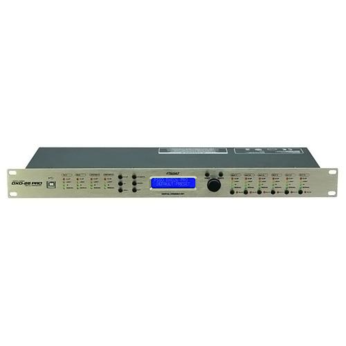 Digitální crossover Omnitronic Omnitronic DXO-26 PRO digitální crossover
