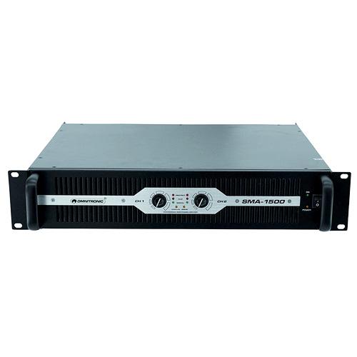 PA zesilovač Omnitronic Omnitronic SMA-1500