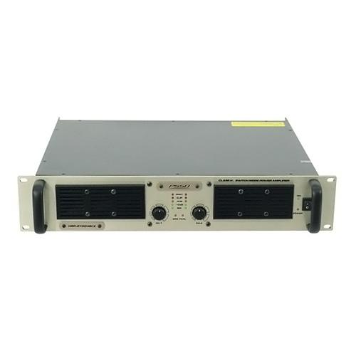 Zesilovač Omnitronic Omnitronic HSP-2100 MKII SMPS zesilovač