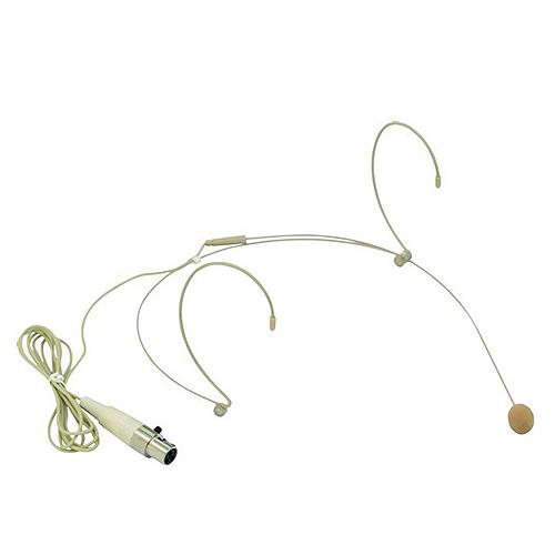 Mikrofon Omnitronic Omnitronic HS-500, hlavový mikrofon mini XLR