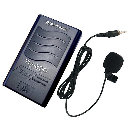 Bezdrátový vysílač Omnitronic VHF 211.700