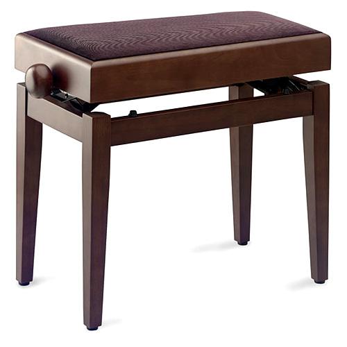 Stolička ke klavíru Stagg s úložným prostorem, výška 60cm