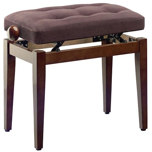 Stolička ke klavíru Stagg typu Chesterfield